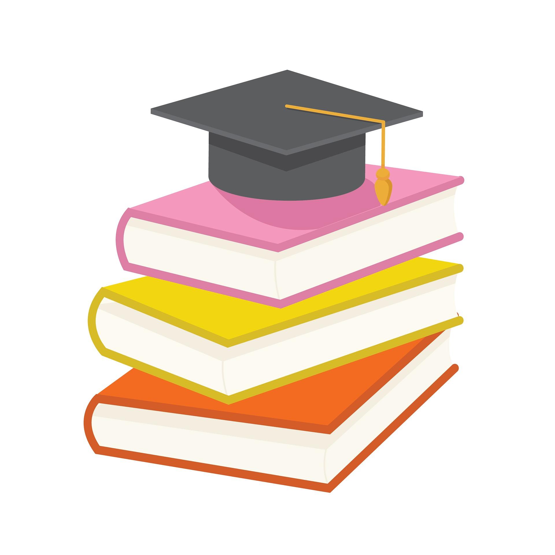 livres et diplome